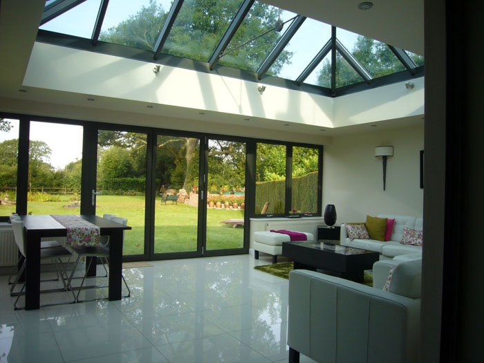 Contemporary And Traditional Style Aluminium Rooflights