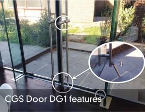 CGS Door DG1 features title