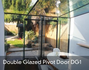 Double Glazed Pivot door DG1 title