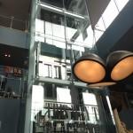 Velvet Coaster  Glazed Lift Shaft