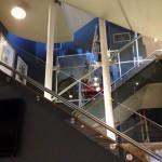 Stair Balustrade Velvet Coaster